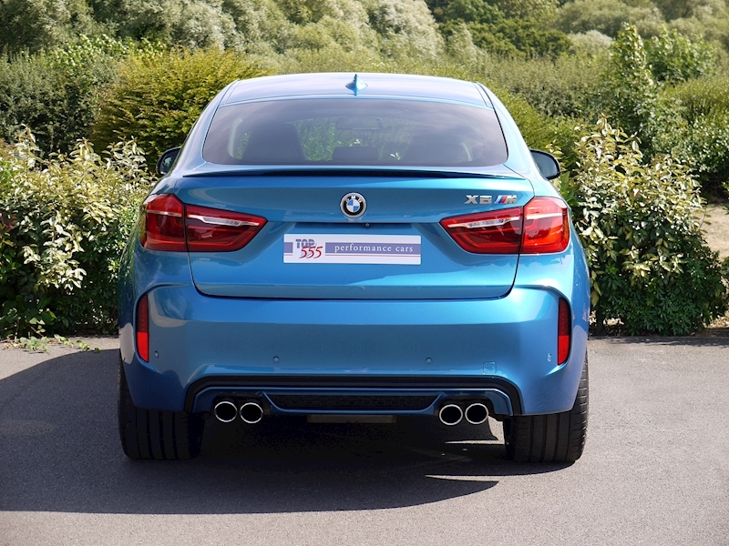 Bmw X6M 4.4 Coupe - Large 4