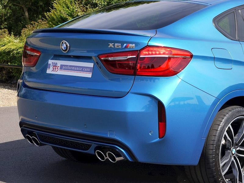 Bmw X6M 4.4 Coupe - Large 5