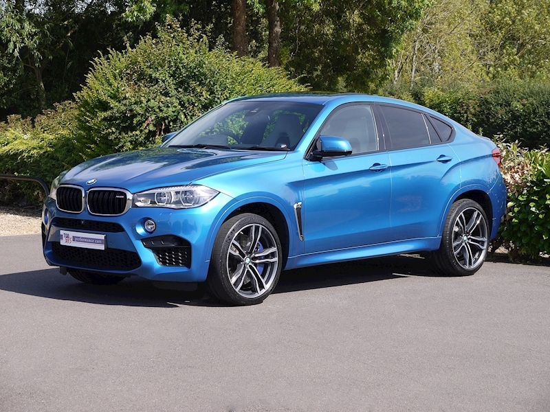 BMW X6M 4.4 Coupe - Large 8