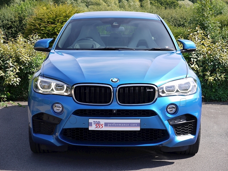 BMW X6M 4.4 Coupe - Large 9