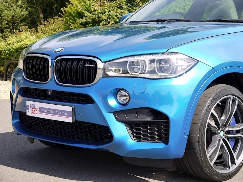 BMW X6M 4.4 Coupe - Large 17