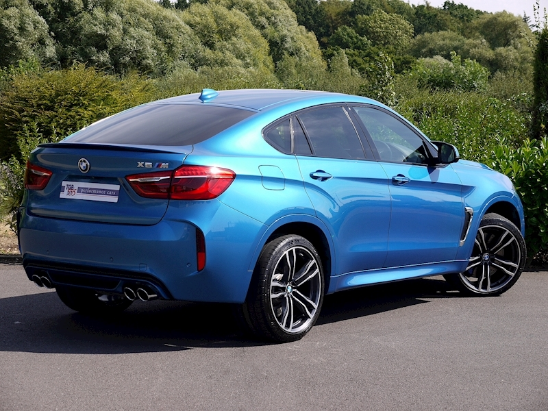 BMW X6M 4.4 Coupe - Large 18