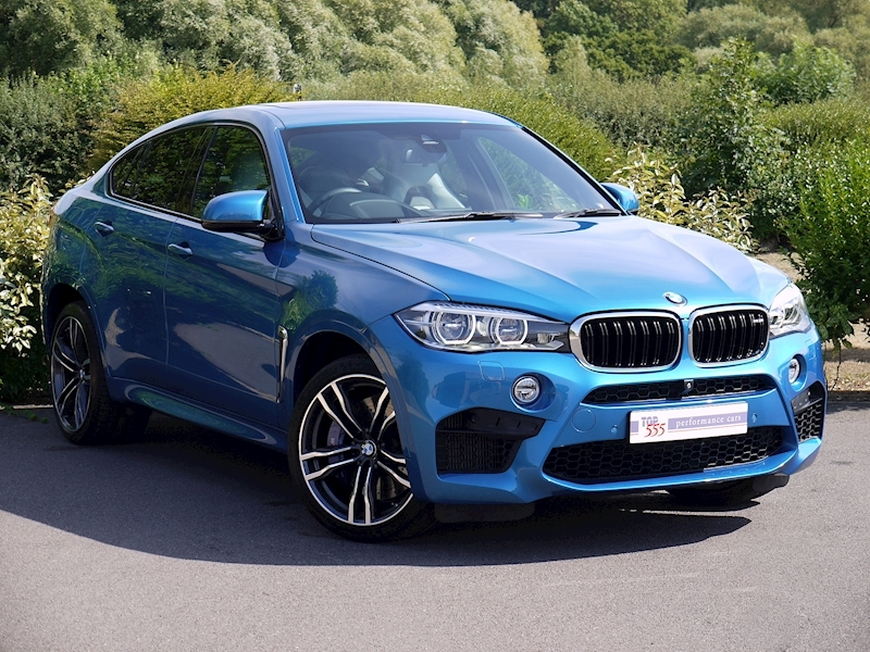 Bmw X6M 4.4 Coupe - Large 25