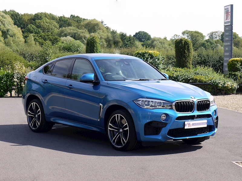 BMW X6M 4.4 Coupe - Large 26