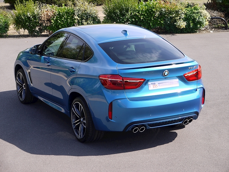 Bmw X6M 4.4 Coupe - Large 27