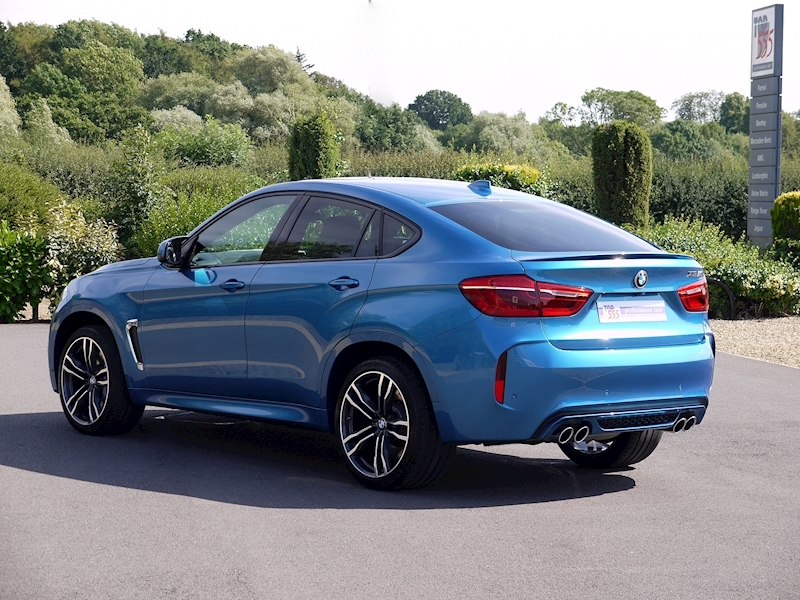 BMW X6M 4.4 Coupe - Large 28