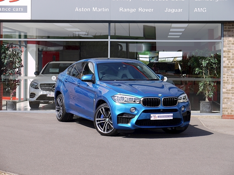 BMW X6M 4.4 Coupe - Large 29