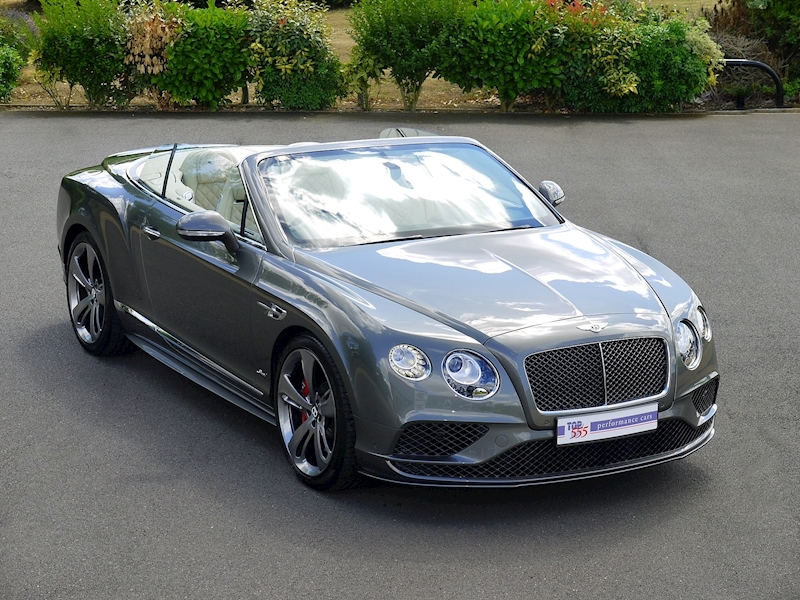 Bentley Continental GTC 6.0 Speed - Large 0