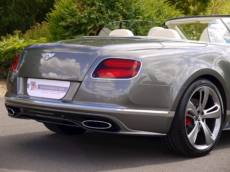 Bentley Continental GTC 6.0 Speed - Large 10