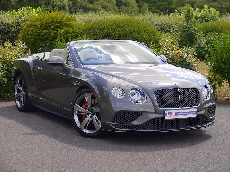 Bentley Continental GTC 6.0 Speed - Large 20