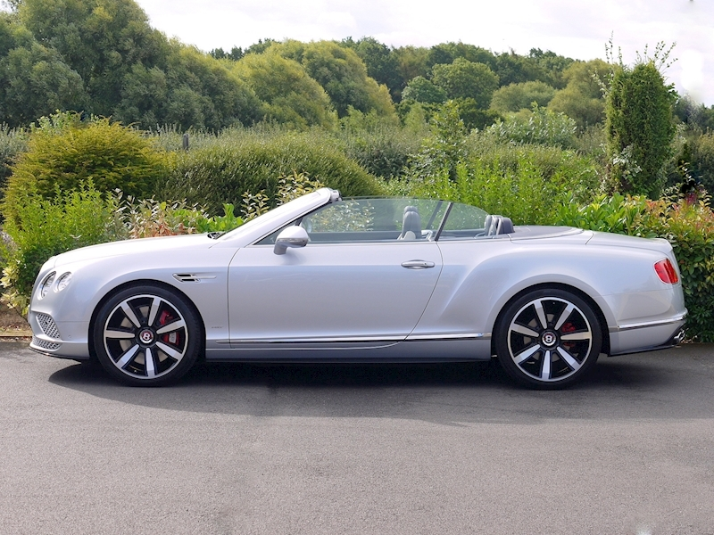 Bentley Continental GTC 4.0 V8 S Mulliner - Large 6