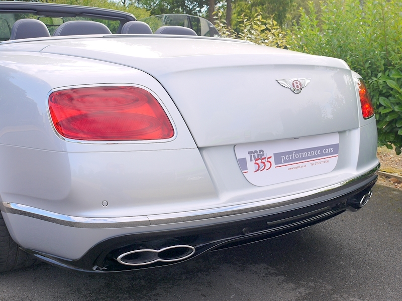 Bentley Continental GTC 4.0 V8 S Mulliner - Large 7