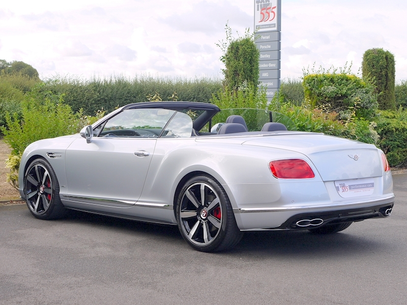 Bentley Continental GTC 4.0 V8 S Mulliner - Large 8