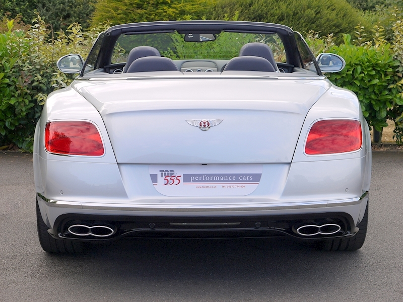 Bentley Continental GTC 4.0 V8 S Mulliner - Large 9