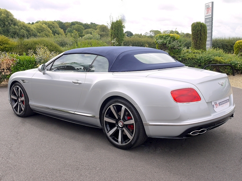 Bentley Continental GTC 4.0 V8 S Mulliner - Large 14
