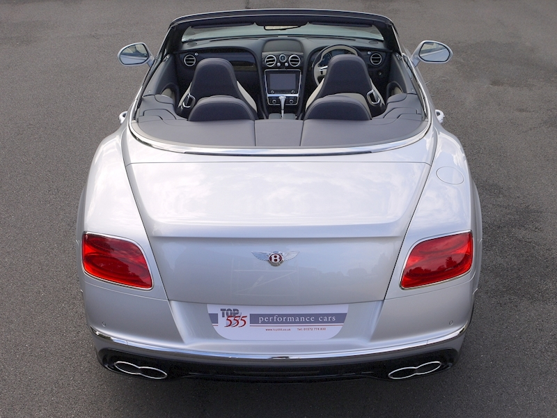 Bentley Continental GTC 4.0 V8 S Mulliner - Large 15