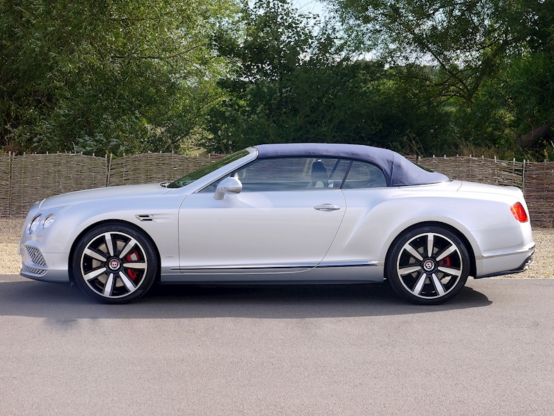 Bentley Continental GTC 4.0 V8 S Mulliner - Large 16