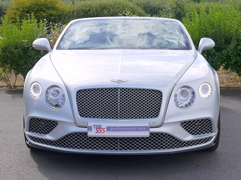 Bentley Continental GTC 4.0 V8 S Mulliner - Large 19