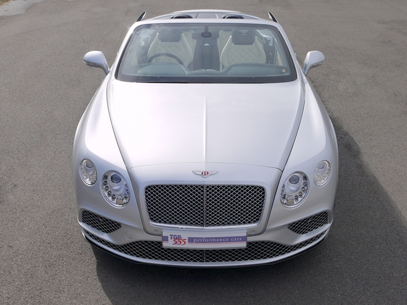 Bentley Continental GTC 4.0 V8 S Mulliner - Large 20