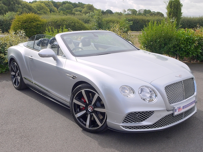 Bentley Continental GTC 4.0 V8 S Mulliner - Large 21