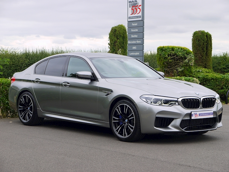 Bmw M5 Saloon 4.4 V8 - Large 21
