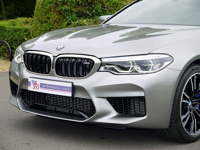 Bmw M5 Saloon 4.4 V8 - Large 23