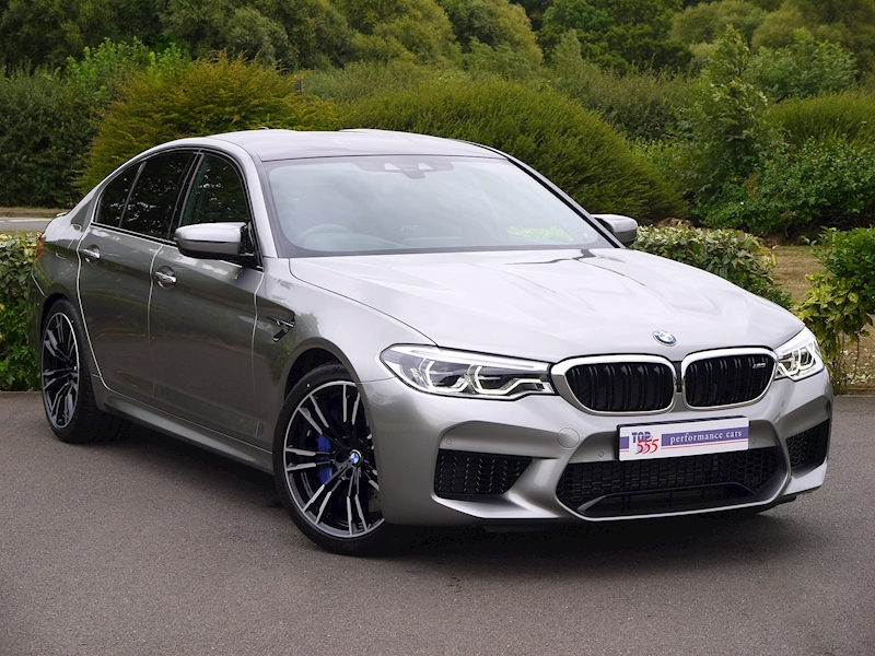 Bmw M5 Saloon 4.4 V8 - Large 31