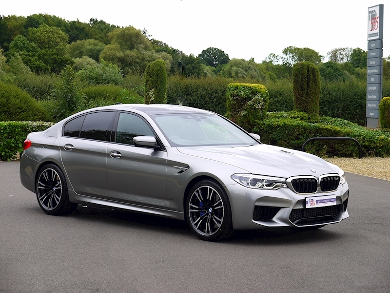 Bmw M5 Saloon 4.4 V8 - Large 42