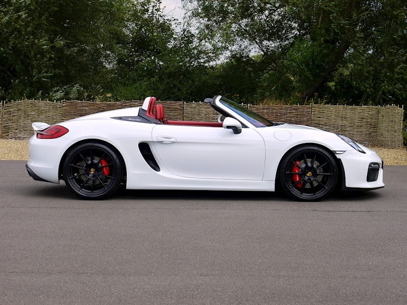 Porsche Boxster Spyder (981) 3.8 Manual - Large 11