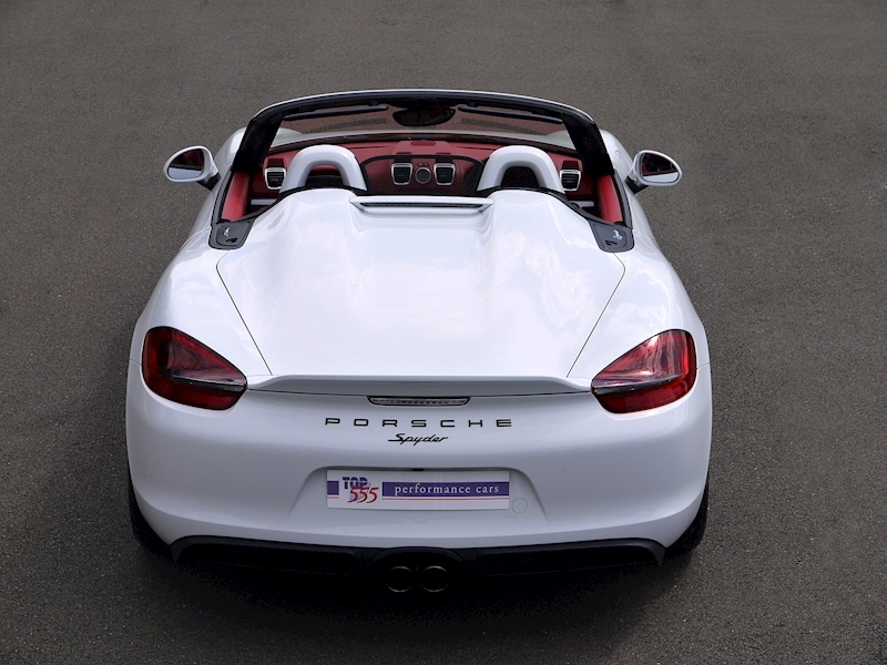 Porsche Boxster Spyder (981) 3.8 Manual - Large 12
