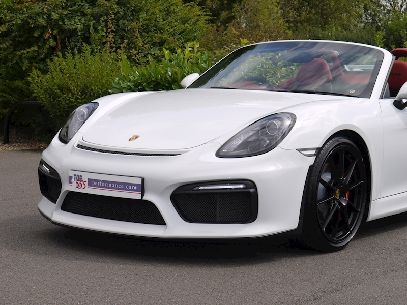 Porsche Boxster Spyder (981) 3.8 Manual - Large 15