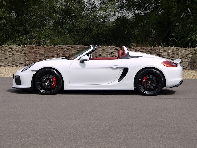Porsche Boxster Spyder (981) 3.8 Manual - Large 16