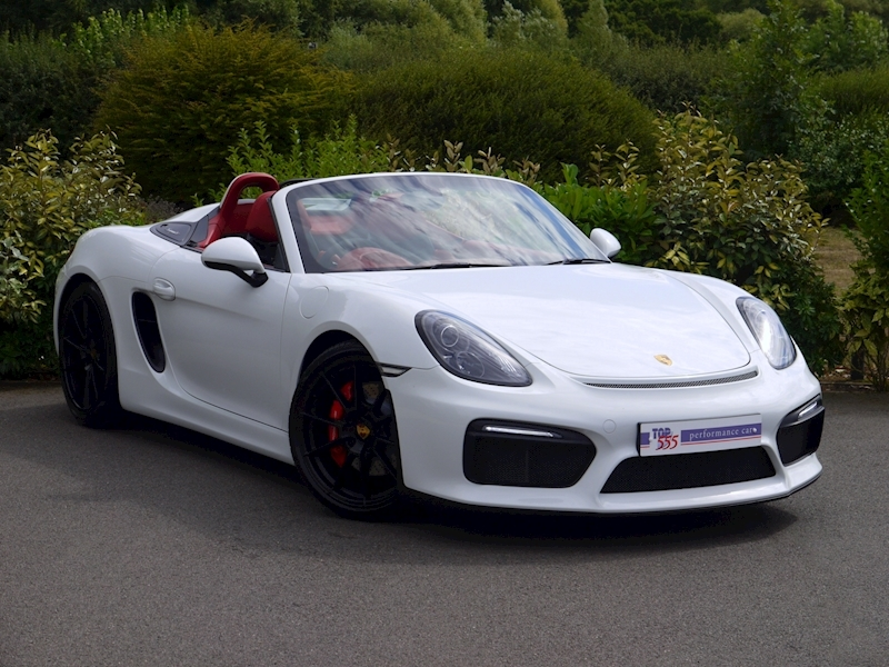 Porsche Boxster Spyder (981) 3.8 Manual - Large 18