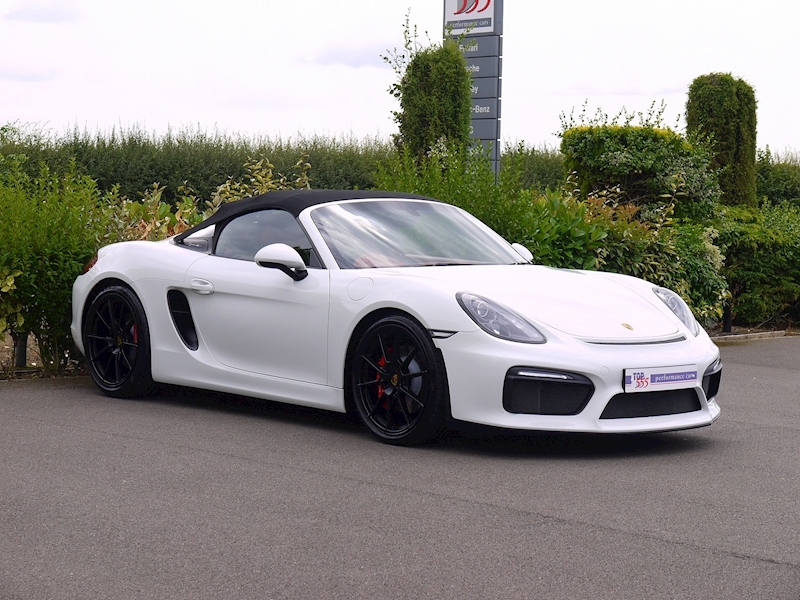 Porsche Boxster Spyder (981) 3.8 Manual - Large 32