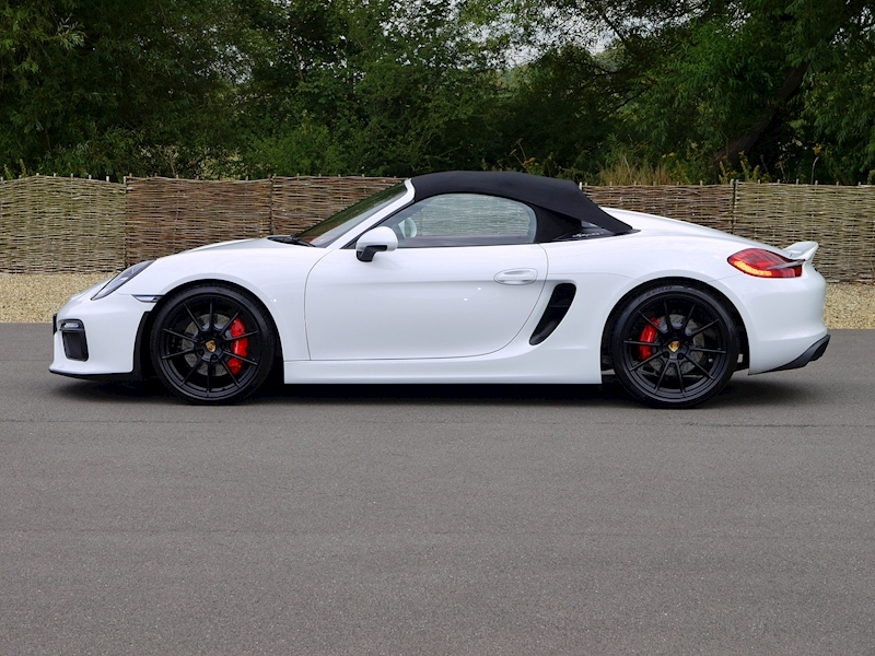 Porsche Boxster Spyder (981) 3.8 Manual - Large 33