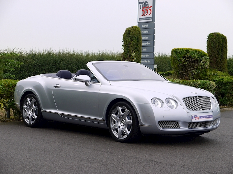 Bentley Continental GTC W12 - Large 14