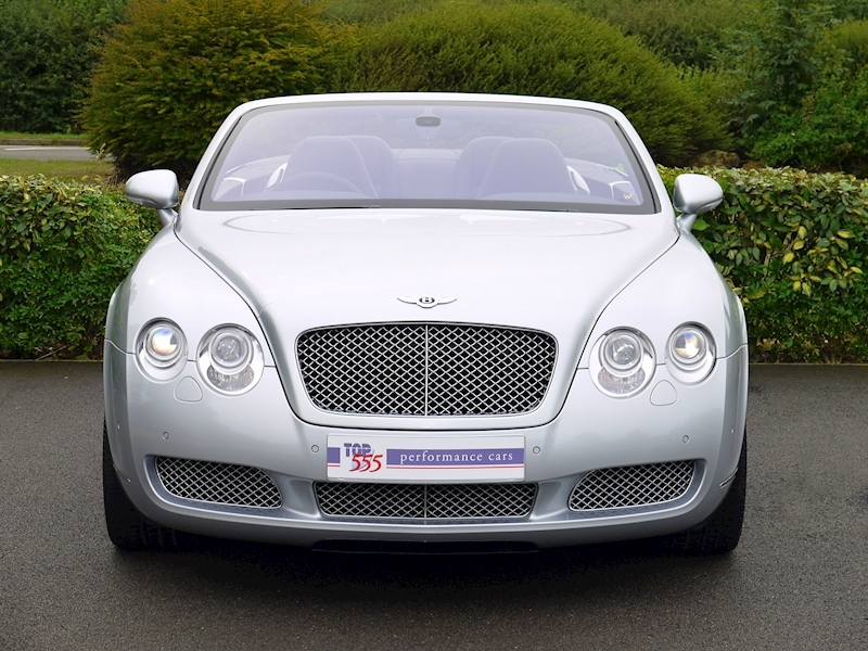 Bentley Continental GTC W12 - Large 15