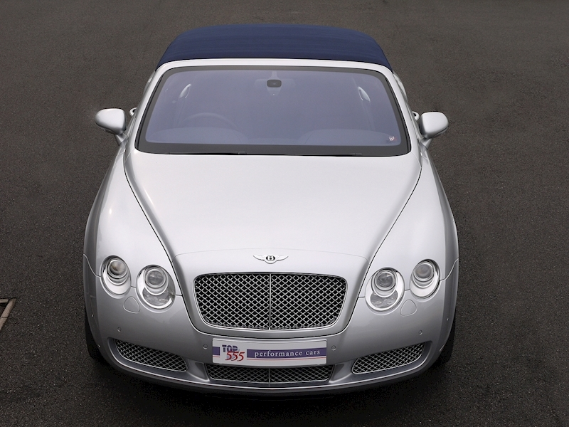 Bentley Continental GTC W12 - Large 20