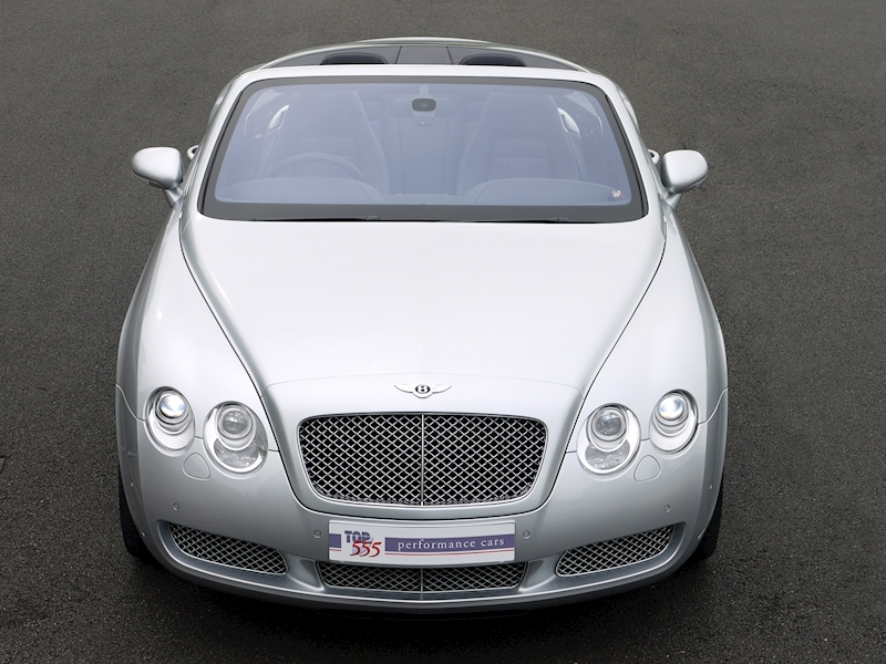 Bentley Continental GTC W12 - Large 21