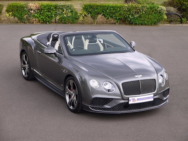 Bentley Continental GT Speed 6.0 Convertible - Large 0