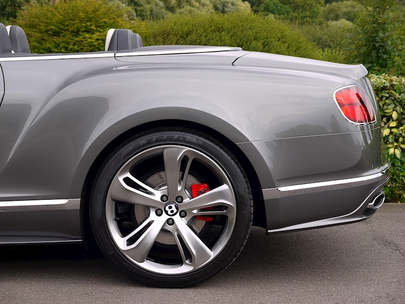Bentley Continental GT Speed 6.0 Convertible - Large 2