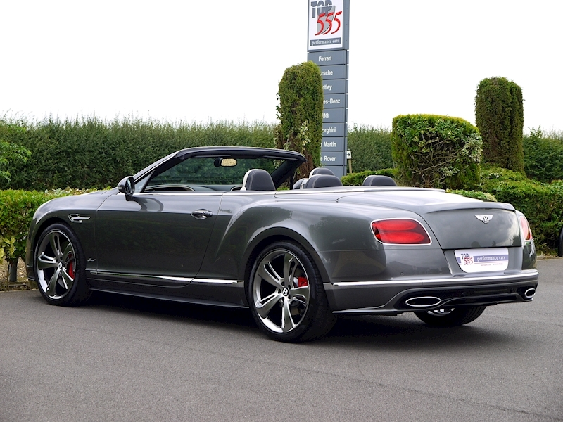 Bentley Continental GT Speed 6.0 Convertible - Large 17