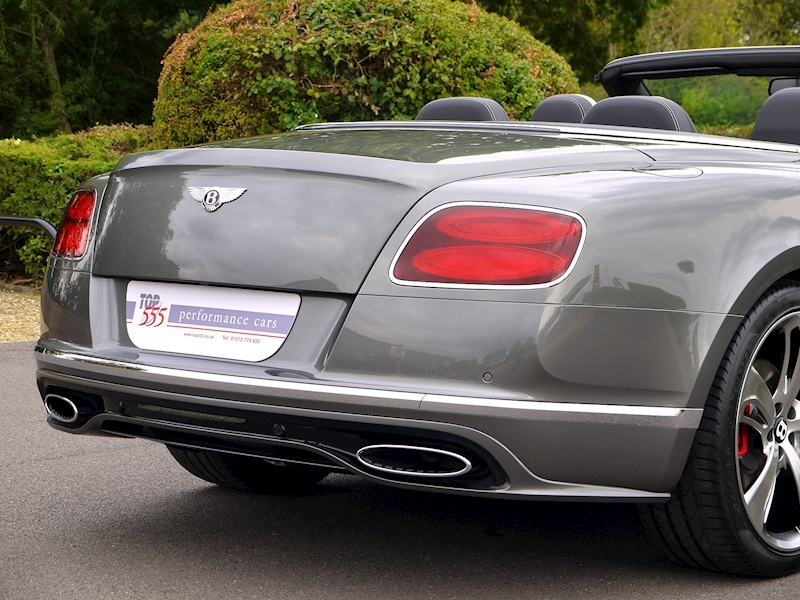 Bentley Continental GT Speed 6.0 Convertible - Large 19