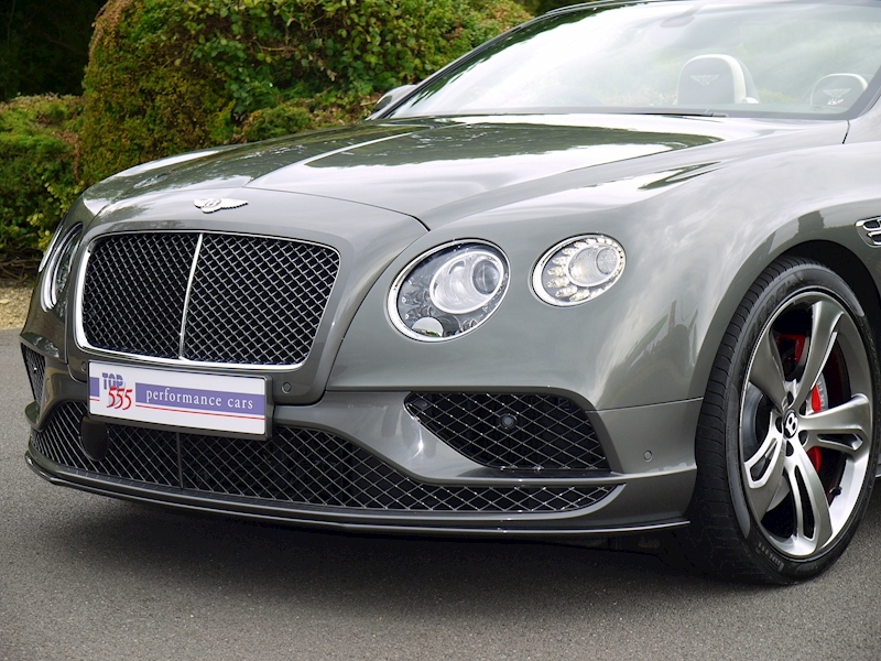 Bentley Continental GT Speed 6.0 Convertible - Large 29