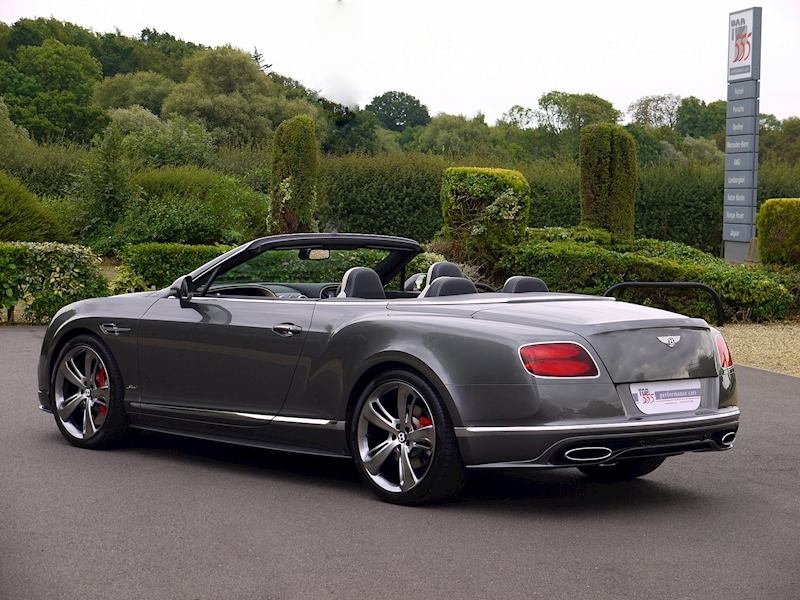 Bentley Continental GT Speed 6.0 Convertible - Large 45
