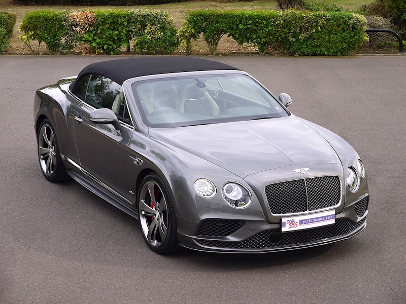 Bentley Continental GT Speed 6.0 Convertible - Large 46