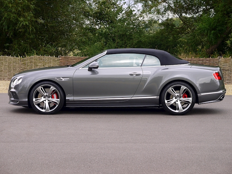 Bentley Continental GT Speed 6.0 Convertible - Large 47