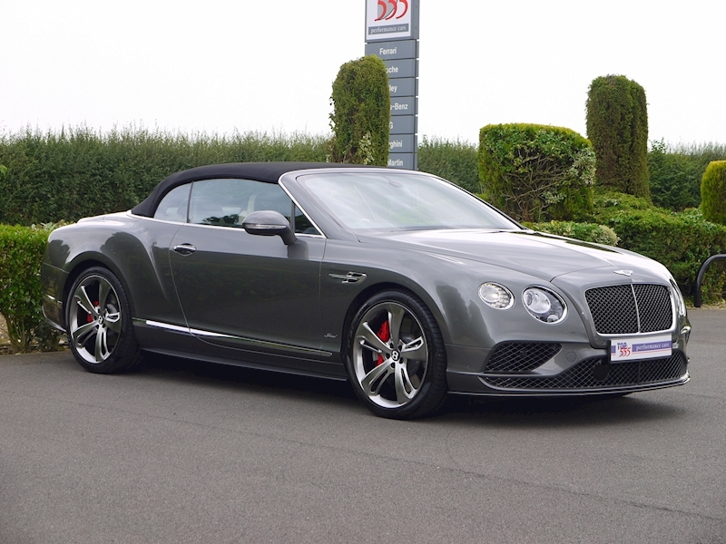 Bentley Continental GT Speed 6.0 Convertible - Large 48