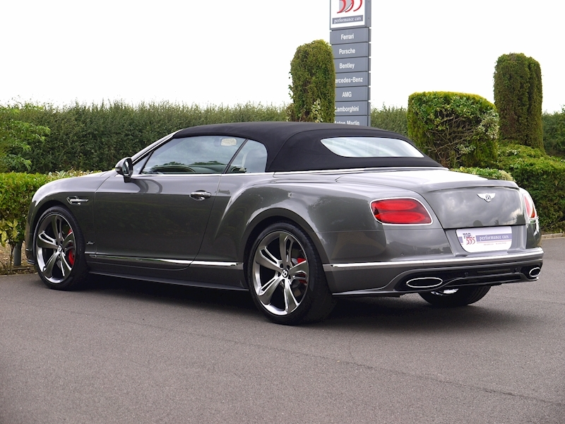 Bentley Continental GT Speed 6.0 Convertible - Large 49