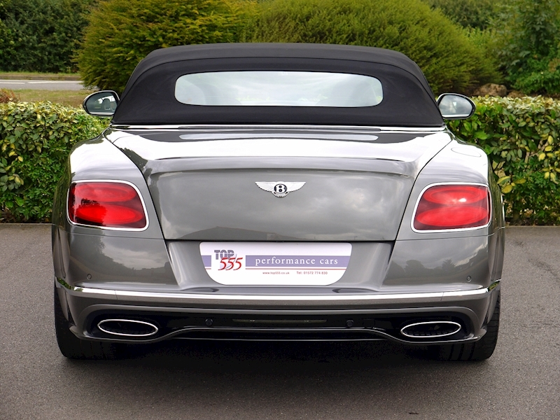 Bentley Continental GT Speed 6.0 Convertible - Large 50